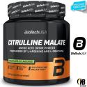 Biotech Usa Citrulline Malate 300 gr Integratore di Citrullina Malato in polvere in vendita su Nutribay.it