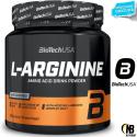 Biotech Usa L-Arginine 300gr Integratore di Arginina in Polvere - Ossido Nitrico in vendita su Nutribay.it