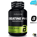 Biotech Usa Creatine PH-X 90 cps. Creatina Avanzata Alcalina Tamponata in vendita su Nutribay.it