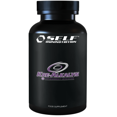 Self Omninutrition KRE-ALKALYN® 120 caps. Creatina Alcalina in capsule in vendita su Nutribay.it
