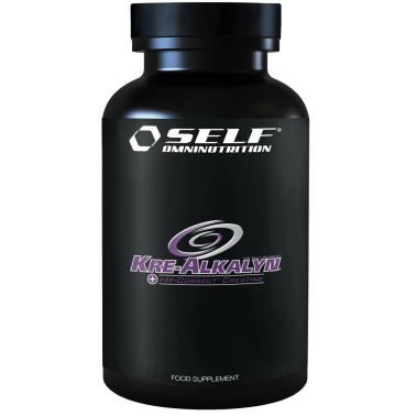 Self Omninutrition KRE-ALKALYN® 120 caps. Creatina Alcalina in capsule in vendita su Nutribay.it