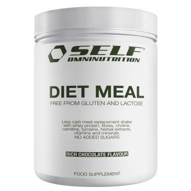 Self Diet Meal 500 gr Pasto Sostitutivo Proteico con Proteine e poche calorie in vendita su Nutribay.it
