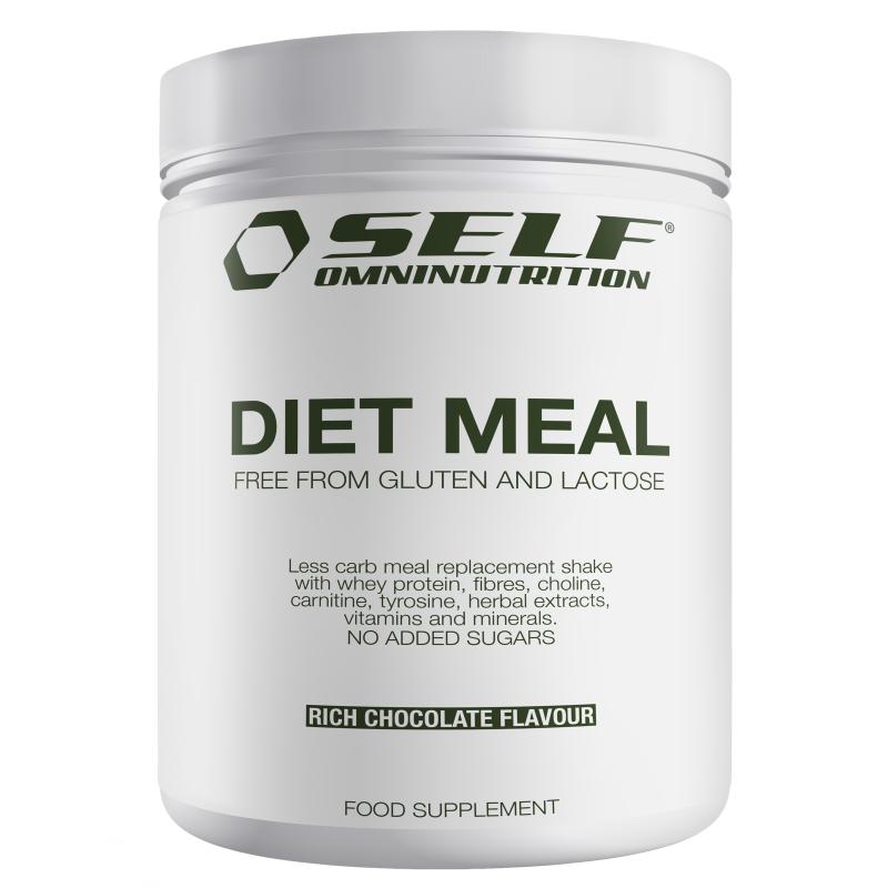 Self Diet Meal 500 gr Pasto Sostitutivo Proteico con Proteine e poche calorie in vendita su Nutribay.it