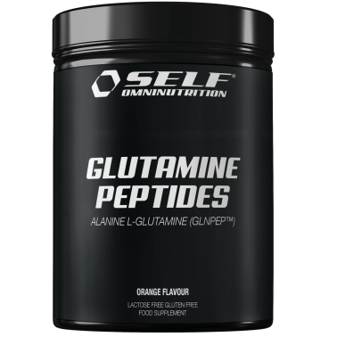 Self Glutamine Peptides 300 gr Pura Glutammina Peptide in Polvere in vendita su Nutribay.it