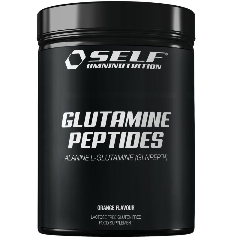 Self Glutamine Peptides 300 gr Pura Glutammina Peptide in Polvere in vendita su Nutribay.it