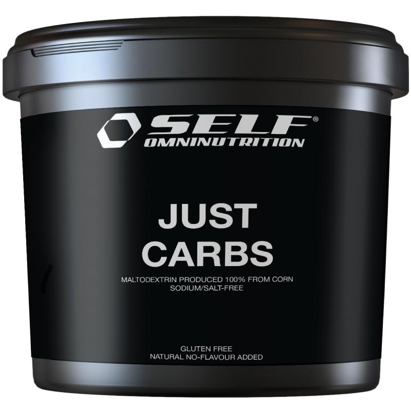 Self Just Carbs 2 kg Maltodestrine Carboidrati Rapidi per Recupero in vendita su Nutribay.it