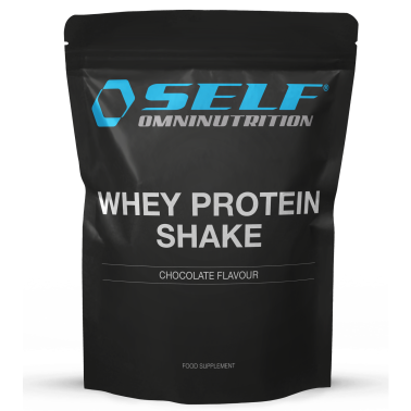 SELF WHEY SHAKE 1 KG PROTEINE SIERO DEL LATTE CON VB 104 in vendita su Nutribay.it