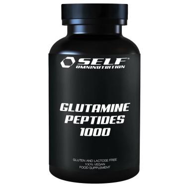 SELF OMNINUTRITION Glutamine Peptides 1000 100 tabs in vendita su Nutribay.it
