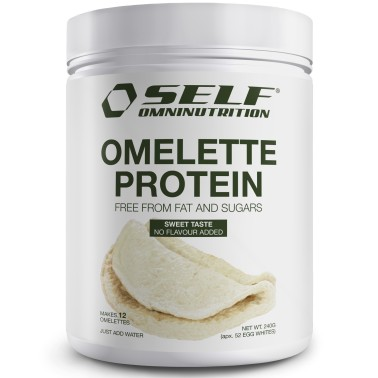 SELF OMNINUTRITION Omelette protein 240 gr in vendita su Nutribay.it