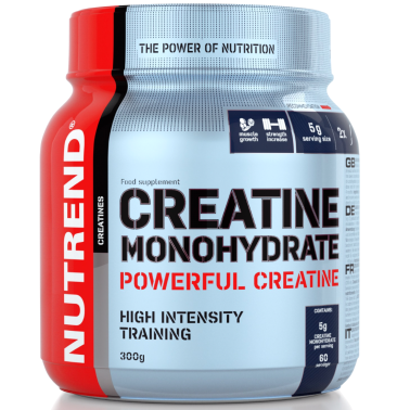NUTREND Creatine Monohydrate 300 grammi in vendita su Nutribay.it