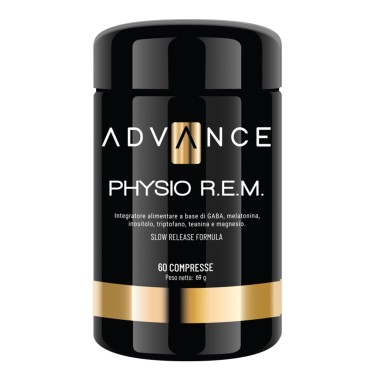 ADVANCE PHYSIO R.E.M. 60 cpr in vendita su Nutribay.it
