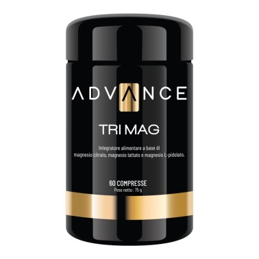ADVANCE TRI MAG 60 cpr in vendita su Nutribay.it