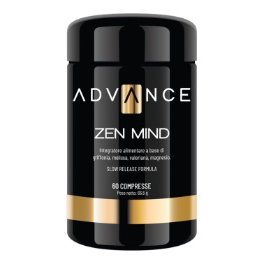 ADVANCE ZEN MIND 60 cpr in vendita su Nutribay.it