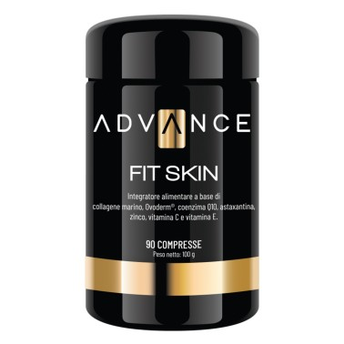 ADVANCE FIT SKIN 60 cpr in vendita su Nutribay.it