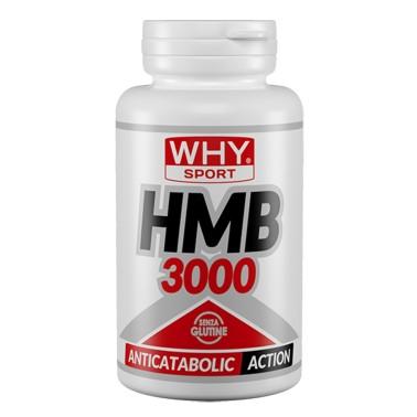 WHY SPORT HMB 3000 90 cpr in vendita su Nutribay.it