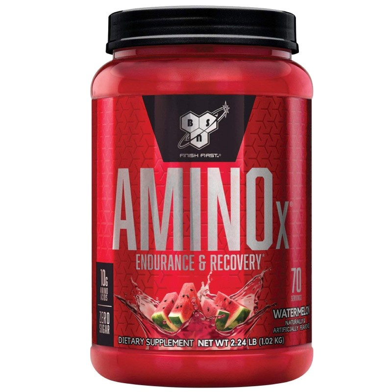 BSN AMINO X 1015 gr Integratore di Aminoacidi Bcaa con Citrullina e Taurina in vendita su Nutribay.it