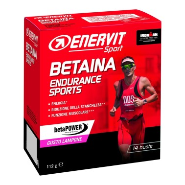 ENERVIT Betaina Endurance Sports 14 buste da 8 grammi in vendita su Nutribay.it