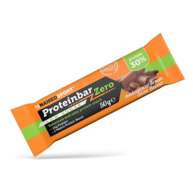 NAMED Proteinbar Zero Low Sugar in vendita su Nutribay.it