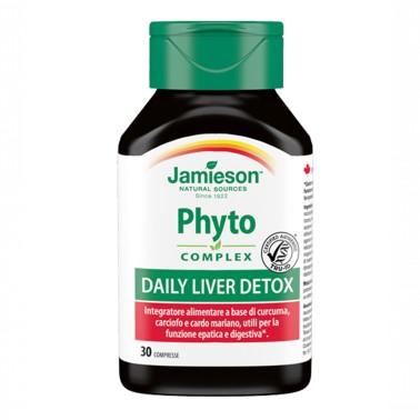 JAMIESON Phyto Complex Daily Liver Detox 30 cpr in vendita su Nutribay.it