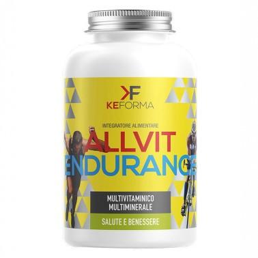 KEFORMA AllVit Endurance 60 compresse in vendita su Nutribay.it