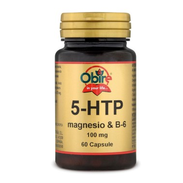 Obire 5-HTP 100 mg - 60 cpr in vendita su Nutribay.it