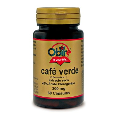 Obire Caffè Verde 200 mg - 60 cpr in vendita su Nutribay.it