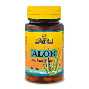 NATURE ESSENTIAL Aloe 250 mg - 60 cpr in vendita su Nutribay.it