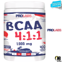 Prolabs BCAA 4:1:1 400 cpr Aminoacidi Ramificati 411 Extra Leucina + Vitamine in vendita su Nutribay.it