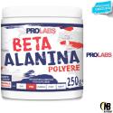 Prolabs Beta Alanina 250 gr. In polvere Antiossidante Pre-workout per Carnosina in vendita su Nutribay.it