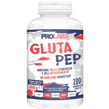 Prolabs Glutapep 200 cpr. Glutammina Peptidica Peptide di Glutamina in vendita su Nutribay.it