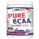 Prolabs Pure BCAA 2:1:1 300 gr. Aminoacidi Ramificati in polvere senza gusto in vendita su Nutribay.it