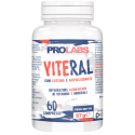 PROLABS VITERAL 60 c. Multivitaminico Multiminerale Completo Vitamine e Minerali in vendita su Nutribay.it