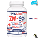 PROLABS Zmb6 160 cpr. Zma Zm b6 Zinco Magnesio Vitamina b6 Aumento Testosterone in vendita su Nutribay.it