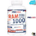 Prolabs Ram 1000 300 Compresse da 1g Aminoacidi Ramificati Bcaa con Vitamina B6 in vendita su Nutribay.it