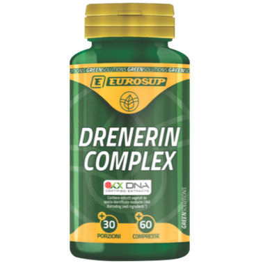 EUROSUP Drenerin Complex Plus 60 capsule in vendita su Nutribay.it