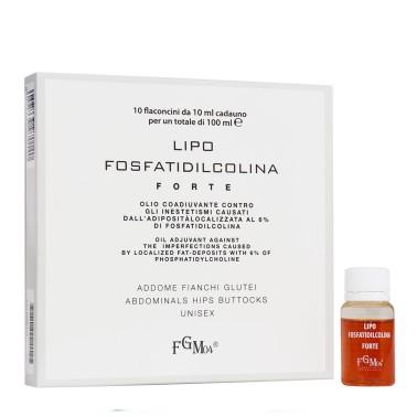 FGM04 Lipo Fosfatidicolina Forte 10 flaconcini da 10 ml in vendita su Nutribay.it