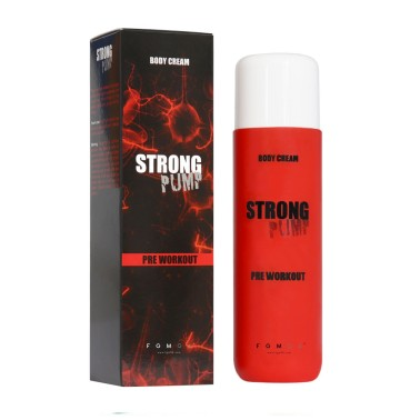 FGM04 Strong Pump Body Cream 200ml in vendita su Nutribay.it