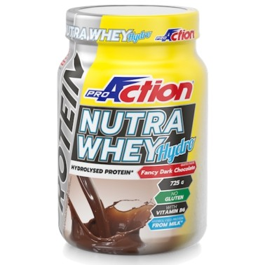 PROACTION PROTEIN NUTRA WHEY Hydro 725 gr in vendita su Nutribay.it