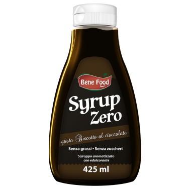 EUROSUP BENE FOOD SYRUP ZERO 425 ml in vendita su Nutribay.it