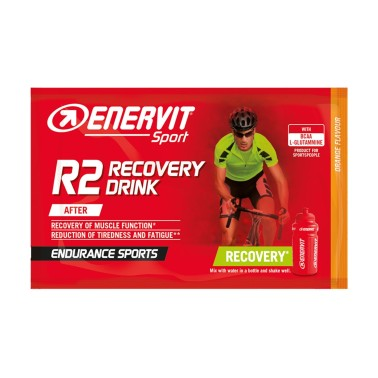 ENERVIT R2 Recovery Drink busta monodose 50 GR in vendita su Nutribay.it