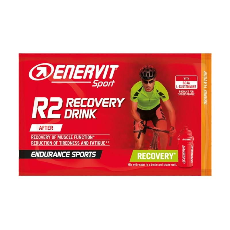 ENERVIT R2 Recovery Drink busta monodose 50 GR in vendita su Nutribay.it