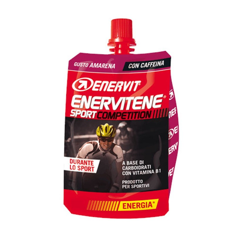 ENERVIT Enervitene Sport Competition 1 cheer pack Gel da 60ml in vendita su Nutribay.it