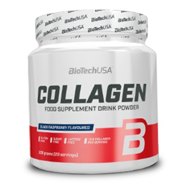 BIOTECH USA COLLAGEN 300 gr in vendita su Nutribay.it