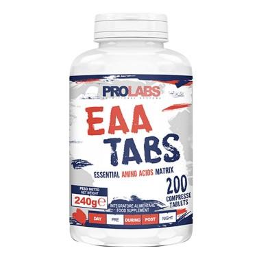 PROLABS EAA Tabs 200 cpr Aminoacidi Essenziali in vendita su Nutribay.it