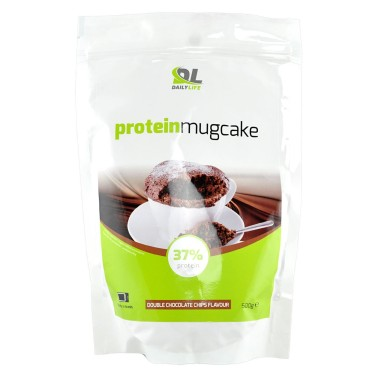 DAILY LIFE Protein Mug Cake 500 grammi in vendita su Nutribay.it