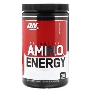 ON OPTIMUM NUTRITION Essential Amino Energy 270 grammi in vendita su Nutribay.it