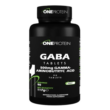 ONE PROTEIN GABA 90 compresse in vendita su Nutribay.it