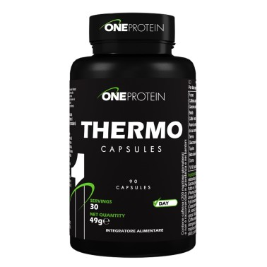 ONE PROTEIN Thermo 90 capsule in vendita su Nutribay.it