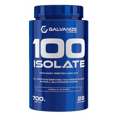 GALVANIZE NUTRITION 100 ISOLATE 700 gr in vendita su Nutribay.it