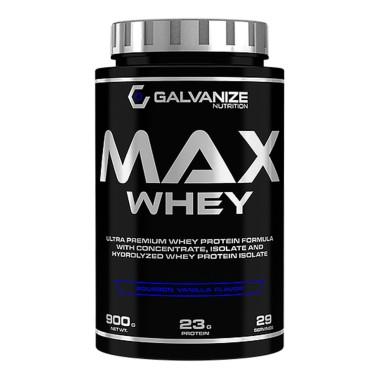 GALVANIZE NUTRITION MAX WHEY 900 gr in vendita su Nutribay.it